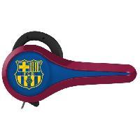 Casque - Microphone Pour Console Oreillette gaming pour PS4 et Xbox One FC Barcelone