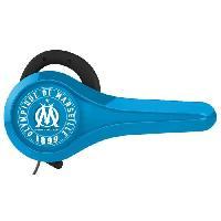 Casque - Microphone Pour Console SA5445-2 Oreillette gaming et kit pieton licence officielle OM Olympique de Marseille pour PS4 - Xbox One - Smartphone - tablette