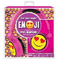 Casque Audio Enfant DGL TOYS casque audio enfant audio Emoticon Coeur