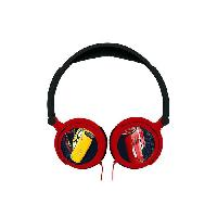 Casque Audio Enfant LEXIBOOK - CARS - Casque Audio Stereo. Puissance sonore Limitee. Pliable et Ajustable