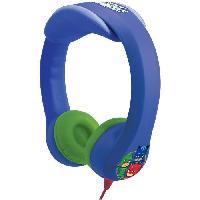 Casque Audio Enfant LEXIBOOK - Casque Flexible PJ Masque