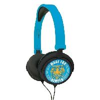 Casque Audio Enfant LEXIBOOK - Made for Heroes - Casque Audio Stereo