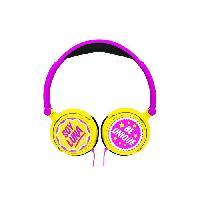 Casque Audio Enfant LEXIBOOK - Soy Luna - Casque Soy Luna - Fille - A partir de 5 ans