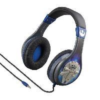 Casque Audio Enfant STARWARS casque audio enfant Kidsafe Premium - Arceau reglable pour enfant - Ekids