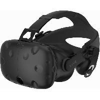 Casque De Realite Virtuelle - Casque De Realite Augmentee Serre-tete Audio Vive Premium pour HTC Vive