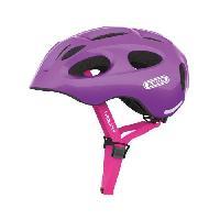 Casque De Velo Casque de velo Youn-i Sparling Purple - Enfant - Violet - ML