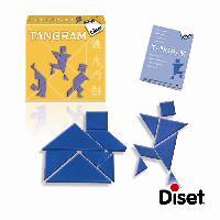 Casse-tete DISET - Tangram