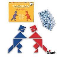 Casse-tete DISET - Tangram Competition