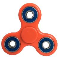 Casse-tete HAND SPINNER Rouge - Anti Stress