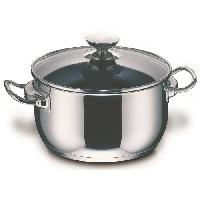 Casserole Casserole avec poignees PERFECT INJOY Edition Speciale Induction - D16 cm