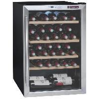 Cave A Vin La Sommeliere LS48B - Cave a vin de service - 48 bouteilles - Pose libre - Classe B - L 53.5 x H 83 cm