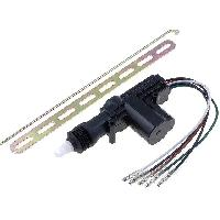 Centralisation Moteur pour fermeture centralisee - 12VDC - 160x33x62mm - 5 fils