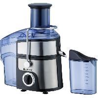 Centrifugeuse De Cuisine BLACKPEAR BCE 828 Centrifugeuse en inox - 700W - 2 vitesses + Pulse - Reservoir a jus 0.8 L