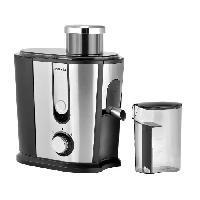 Centrifugeuse De Cuisine BRAB105 Centrifugeuse - 500W - 15000 trs min - Inox