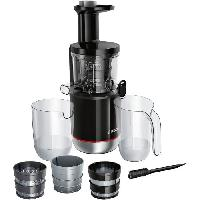 Centrifugeuse De Cuisine VITA EXTRACT MESM731M Extracteur de jus - NoirInox