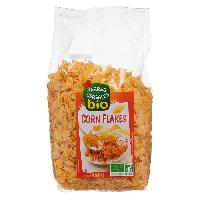 Cereales - Melanges Corn flakes bio nature 450g - Terres Et Cereales