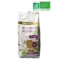 Cereales - Melanges Petit Epeautre en grains Bio - 250g