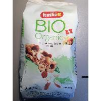 Cereales Petit Dejeuner Bircher Muesli Bio 450G FAMILIA