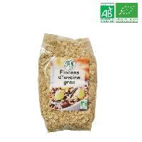 Cereales Petit Dejeuner Flocons d'avoines gros - 500 g