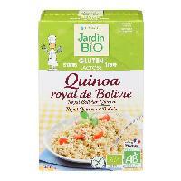 Cereales Petit Dejeuner Quinoa royal de Bolivie bio - 400 g