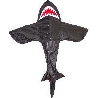 Cerf-volant HQ Cerfs-Volants Monofils Shark Kite 7