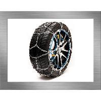 Chaine Neige - Chaussette BZCH095 - Chaine a neige 9mm pour pneu 1415161718 pouces - BUTZI