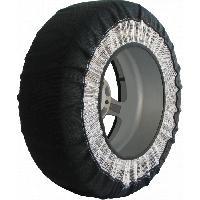 Chaine Neige - Chaussette Chaines neige textile MULTIGRIP n77 - ADNAuto