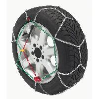Chaines neige/ Chaussette Chaine a neige 9mm - Taille 2 Generique