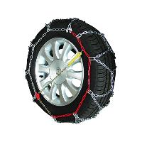 Chaines neige/ Chaussette HUPR220 - Chaine a neige 16mm compatible avec pneu 14 15 16 pouces