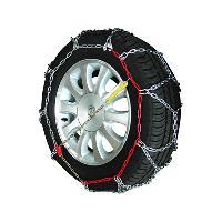 Chaines neige/ Chaussette HUPR225 - Chaine a neige 16mm pour pneu 14 15 16 17.5 pouces - Husky Professional Generique