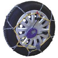 Chaines neige/ Chaussette JOPE 120 Auto - Chaines 9mm 15.16.17 - Tension automatique