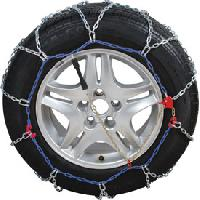 Chaines neige/ Chaussette JOPE e12 247 - Chaines 12mm 15-16-18 - Special SUV Camping-cars et Utilitaires