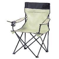 Chaise - Fauteuil De Camping COLEMAN Chaise Standard Quad Khaki