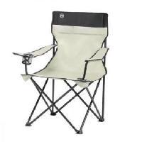 Chaise - Fauteuil De Camping COLEMAN Chaise Standard Quad Vert