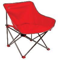 Chaise - Fauteuil De Camping COLEMAN Fauteuil Kick-Back Rouge