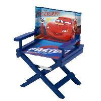 Chaise - Tabouret Bebe CARS Chaise de Cinema