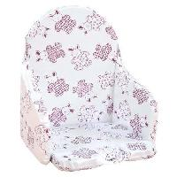 Chaise - Tabouret Bebe Coussin sans sang Lapin Cassis