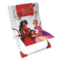 Chaise - Tabouret Bebe ELENA D'AVALOR Chaise De Plage - Disney