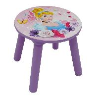 Chaise - Tabouret Bebe Fun House Disney princesses tabouret pour enfant - Jemini