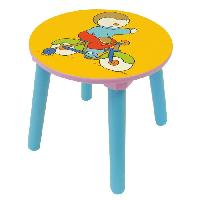 Chaise - Tabouret Bebe Fun House T'choupi tabouret pour enfant - Jemini