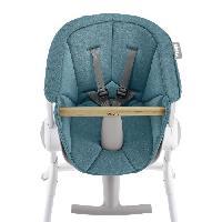 Chaise Haute - Coussin Chaise Haute - Plateau Chaise BEABA Assise chaise haute UpetDown blue