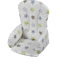 Chaise Haute - Coussin Chaise Haute - Plateau Chaise Coussin de Chaise PVC Etoile