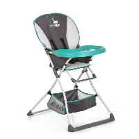 Chaise Haute - Coussin Chaise Haute - Plateau Chaise HAUCK Chaise haute Mac Baby Deluxe - forest fun