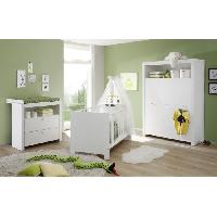 Chambre Complete Bebe OLIVIA Chambre Bebe complete 3 pieces
