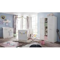 Chambre Complete Bebe RONJA Chambre complete 3 pieces