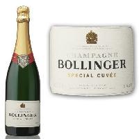 Champagne - Petillant - Mousseux Bollinger Special Cuvée x1