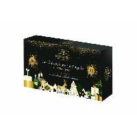 Champagne - Petillant - Mousseux Calendrier de l'Apres 6 cuvées différentes en champagne 6x75cl - Generique
