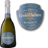 Champagne - Petillant - Mousseux Champ. Canard Duchene Charles VII Blanc de Blan... - Generique