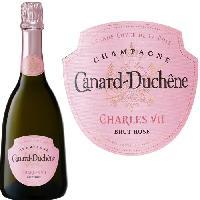 Champagne - Petillant - Mousseux Champ. Canard Duchene Charles VII Rosé x1 - Generique