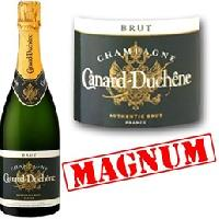 Champagne - Petillant - Mousseux Champagne Canard-Duchene Brut - 1.5 L - Generique